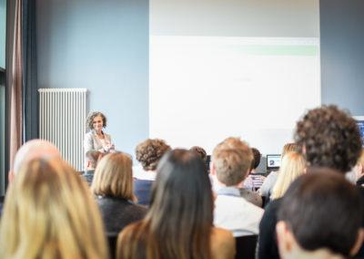 Freitag - Law4school im Workshop für die Betreuer
