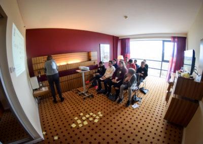 Freitag - Medienscouts aktiv im Workshop von Sarah Lück