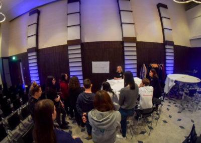 Freitag - Medienscouts aktiv im Workshop