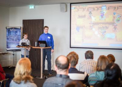 Samstag - Workshop Games für die Betreuer
